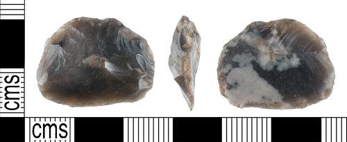 YORYM-E1CEB5: Neolithic : Scraper