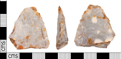 YORYM-55CCD4: Neolithic to Bronze Age : Knife