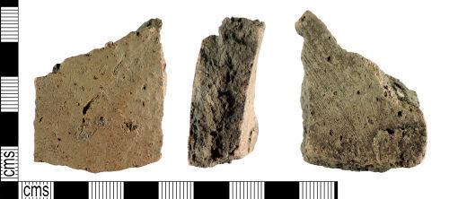 YORYM-C06C86: Roman to Post-medieval : Vessel Sherd