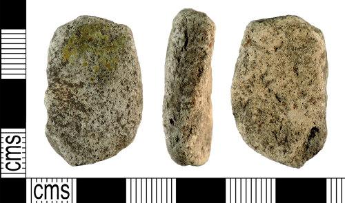 YORYM-7270A7: Medieval : Vessel Sherd