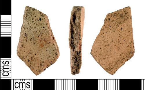 YORYM-7277B6: Medieval : Vessel Sherd