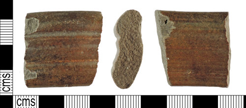 A resized image of Post-medieval : Vessel Sherd