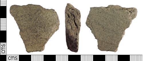 YORYM-FBF817: Early-Medieval : Vessel Sherd