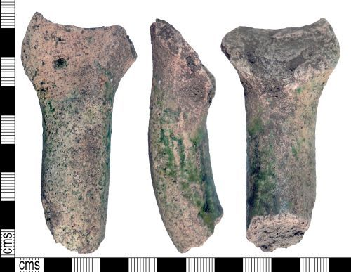 A resized image of Medieval : Vessel Handle