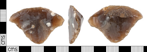 A resized image of Neolithic to Bronze Age : Scraper