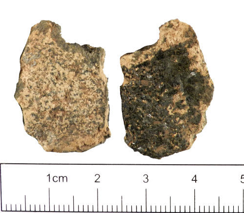 A resized image of Iron Age : Vessel Fragment