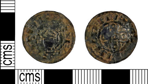 YORYM-D87984: Medieval Coin : Penny of Henry I