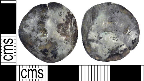 YORYM-E58D06: Post-Medieval Coin : Uncertain Denomination and Ruler