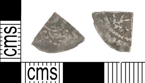 YORYM-88E235: Medieval Coin : Cut farthing of Henry I