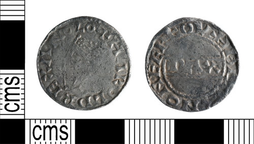 A resized image of Early-Medieval Coin : Penny of Harold II Godwinson