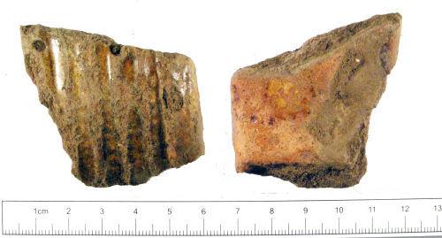 YORYM-2F7C94: Medieval : Vessel Handle