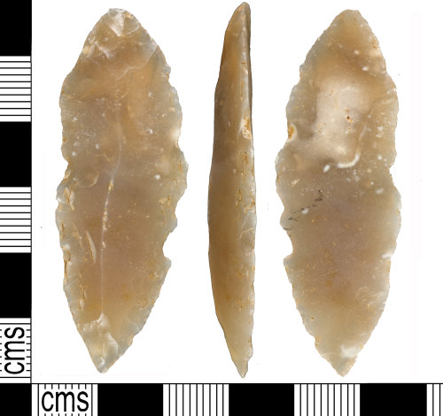 YORYM-1B7A08: Neolithic to early Bronze Age : Knife