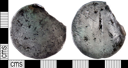 YORYM-AD20D1: Post-Medieval Coin : Uncertain Denomination and Ruler