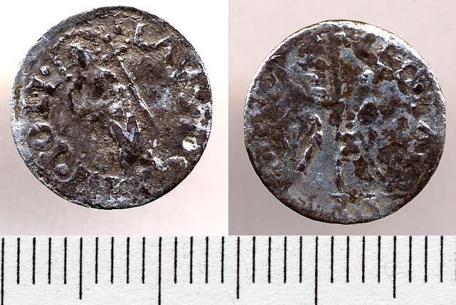 SOMDOR-170651: 170651. Silver Venetian soldino.
