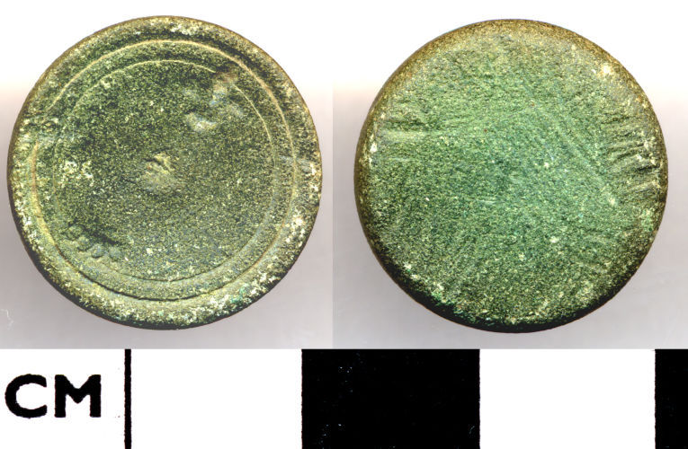 DOR-688601: 688601. Post medieval weight