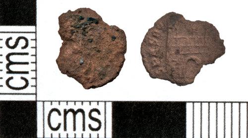 DOR-74925B: Roman coin: Nummus of Magnus Maximus or Flavius Victor
