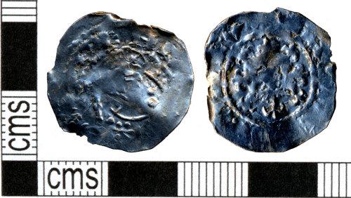DOR-7DF37D: Medieval coin: Penny of Henry I