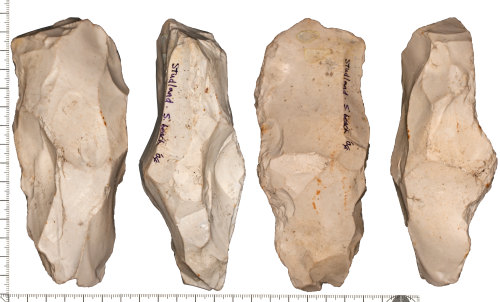 DOR-CB2321: Mesolithic to Neolithic flint pick