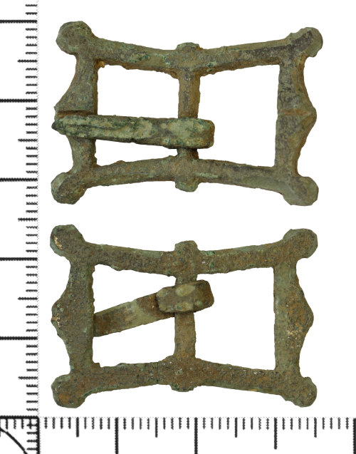 DOR-E54451: Post Medieval buckle