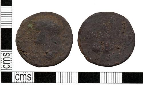 DOR-F971EB: Roman coin