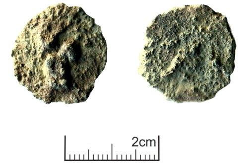PUBLIC-A03199: Roman coin: dupondius or as of an uncertain ruler