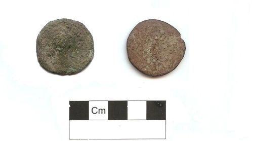 PUBLIC-64C134: Sestertius of Faustina II