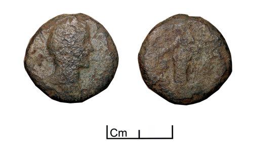 PUBLIC-E7FB8E: Sestertius of Antoninus Pius