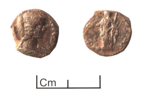 PUBLIC-120A5A: Denarius of Julia Domna