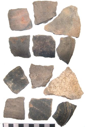 A resized image of Roman Vessel Sherds