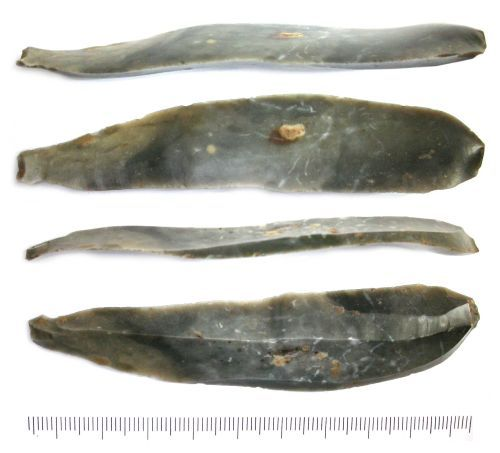 DENO-292421: Mesolithic to Neolithic Flint Blade