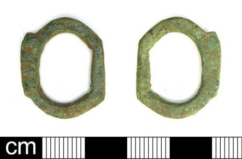 DENO-1EF712: Medieval Buckle
