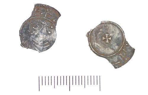 DENO-6F0A87: Early Medieval Coin: Penny of Aethelraed II