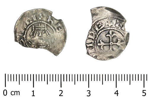 DENO-0A06C1: Medieval Coin: Penny of Henry I