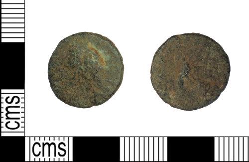 PUBLIC-DC0A9B: Copper alloy roman nummus
