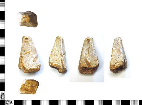 PUBLIC-ED953B: Pyramid Weight