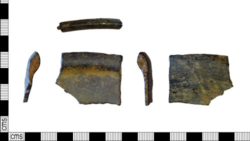 PUBLIC-EE4002: Iron Age vessel