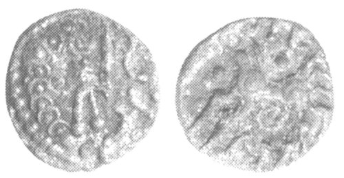 CCI-991933: An Iron Age Unit from NULL of Anted Dobunni Celtic Coin Index reference:  99.1933