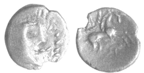 CCI-991941: An Iron Age Unit from NULL Iceni Celtic Coin Index reference:  99.1941