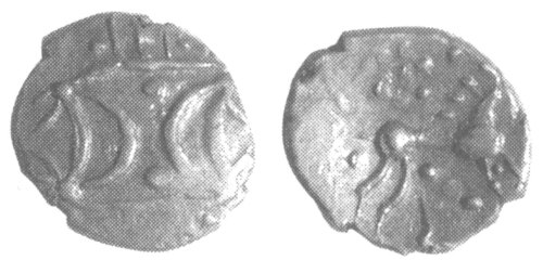 A resized image of An Iron Age Unit from NULL Iceni Celtic Coin Index reference:  99.195