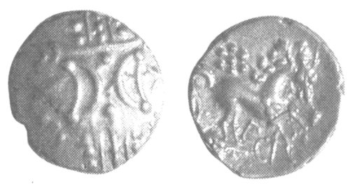 CCI-991951: An Iron Age Unit from NULL of Ece(n) Iceni Celtic Coin Index reference:  99.1951