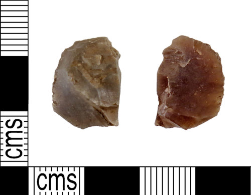 A resized image of DUR-CB2DB6 : Debitage : Mesolithic