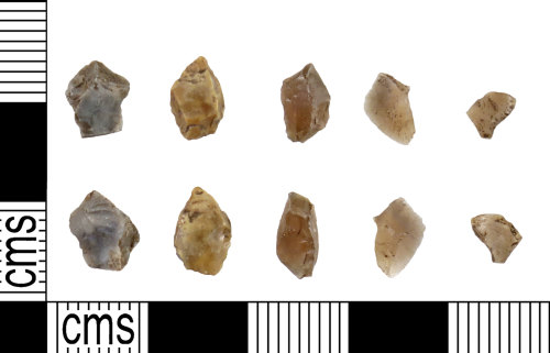 A resized image of DUR-CB630D : Debitage : Mesolithic