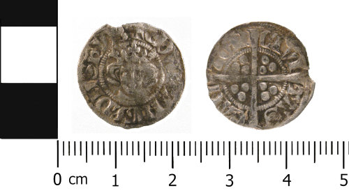 WMID-F35370: Medieval - Penny of Edward I