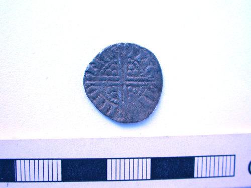 ESS-294674: Voided long cross penny of Henry III, reverse