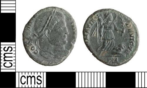 WILT-179365: Roman coin: Constantine I nummus