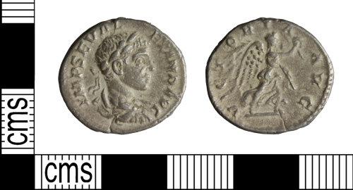WILT-FAE4E5: Roman coin: Severus Alexander denarius