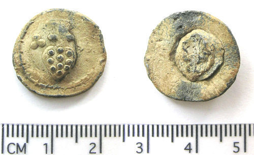 LANCUM-9A72C5: LANCUM-9A72C5: Late medieval or post-medieval seal