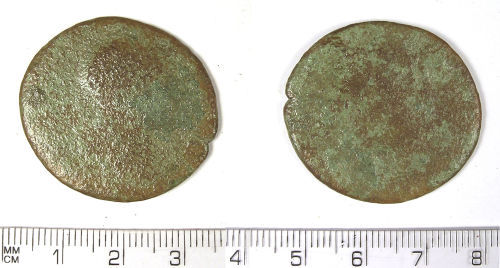 LANCUM-D76306: LANCUM-D76306: Early Roman sestertius of Trajan