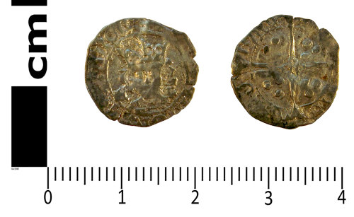LANCUM-9C4889: Penny of Edward IV