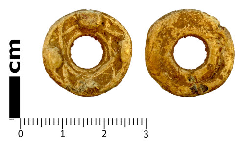 LANCUM-2CA41B: Weight, probably a spindle whorl